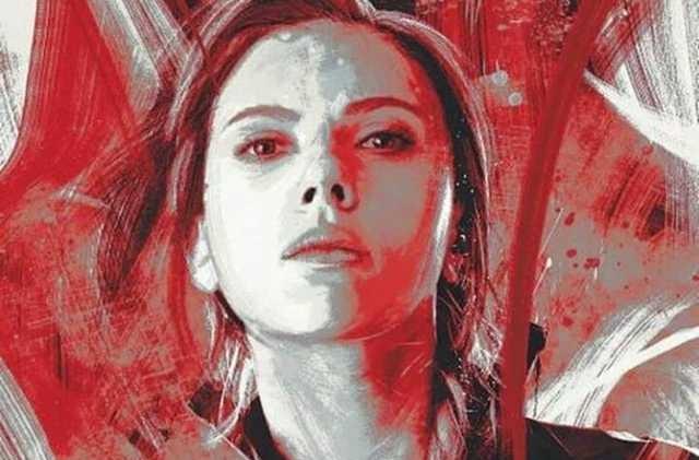arte-promocional-vingadores-ultimato-2 viuva negra scarlett johansson