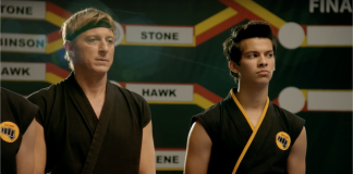 cobra kai 2a temporada youtube premium karate kid