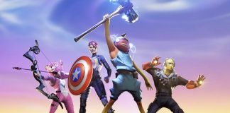 fortnite vingadores: ultimato
