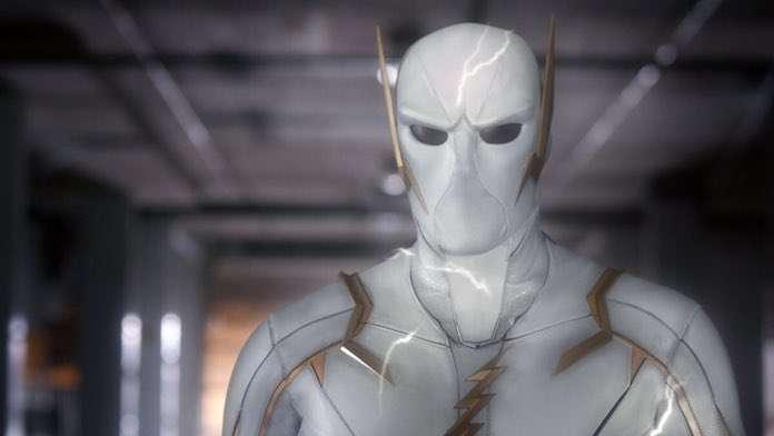 dc comics deus da velocidade godspeed the flash série warner