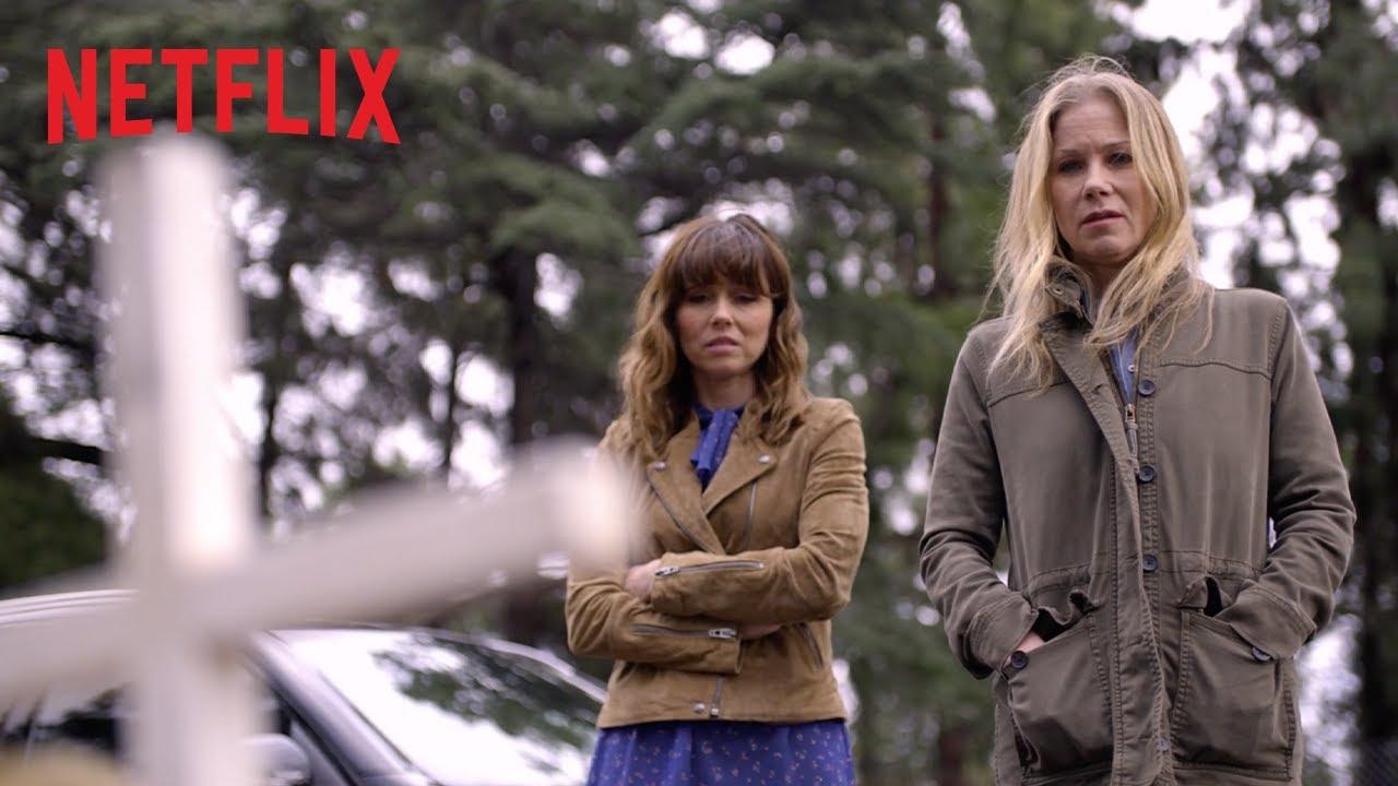 disque amiga para matar 1a temporada netflix Christina Applegate e Linda Cardellini