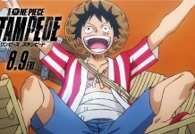 One Piece: Stampede toei animation