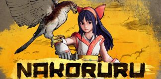 snk Samurai Shodown Nakoruru