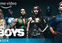 the boys amazon prime video trailer sem censura