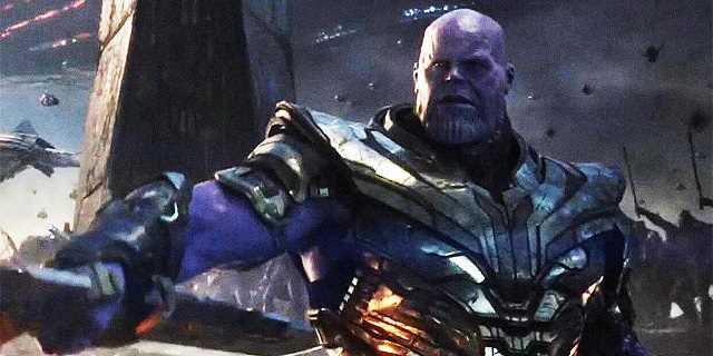 Thanos Vingadores Ultimato josh brolin marvel studios