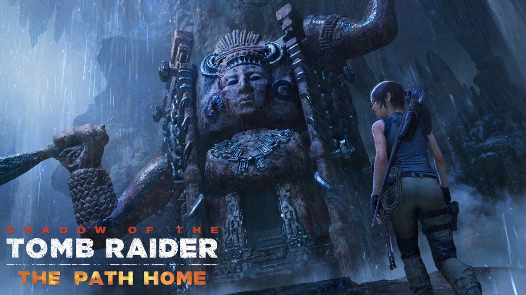 the path home lara croft shadow of the tomb raider dlc square enix