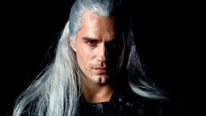 the-witcher-netflix henry cavill