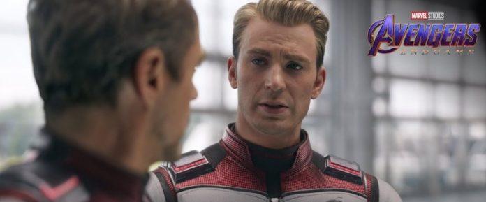 vingadores ultimato marvel studios capitão américa tony stark