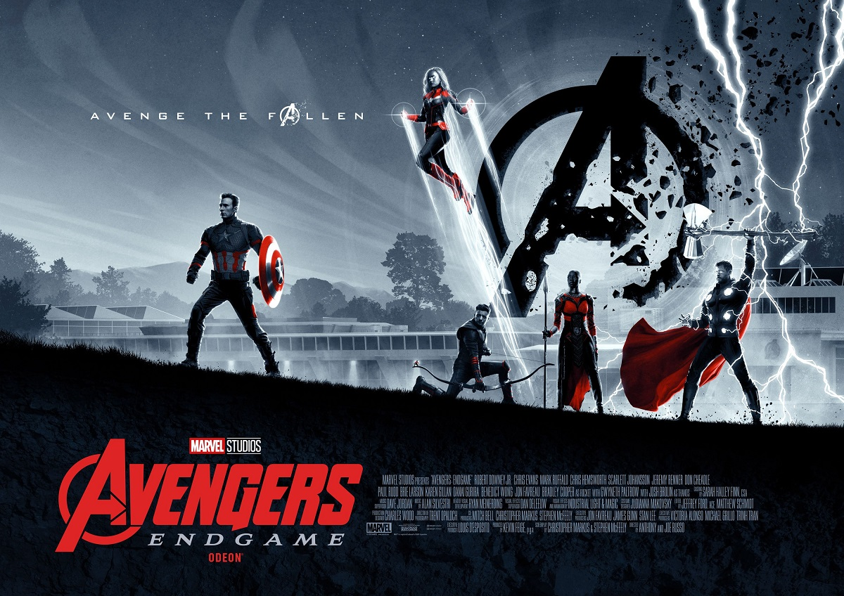 vingadores ultimato marvel studios odeon cinemas matt ferguson