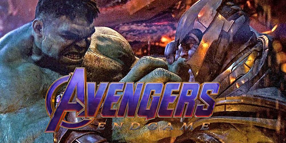 vingadores ultimato montagem hulk vs thanos marvel