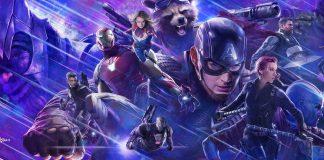 Vingadores: Ultimato por Alexander Lozano