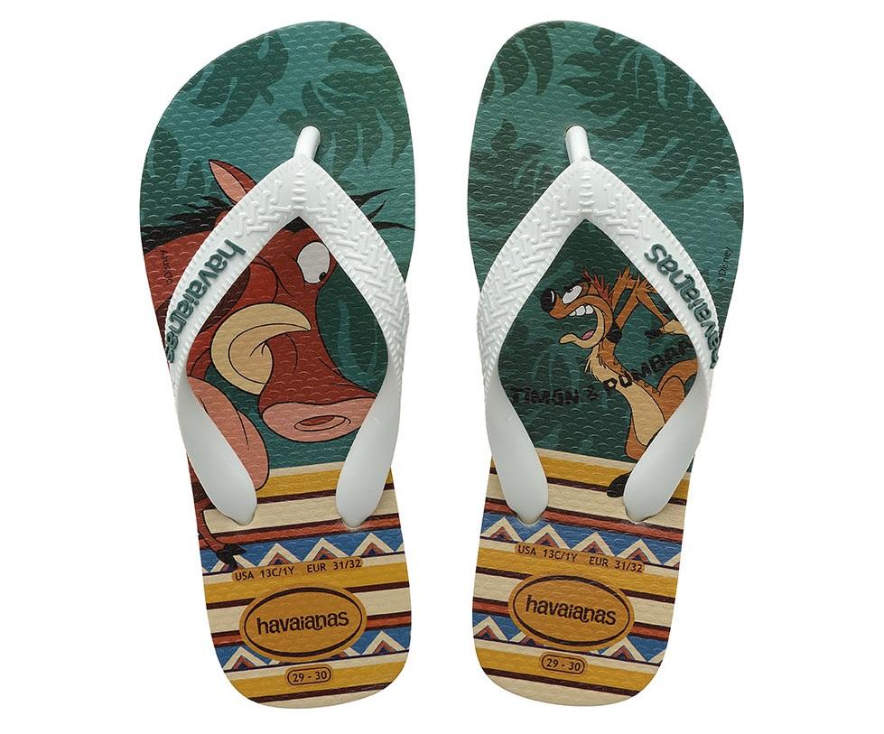 havaianas o rei leão sandálias disney (1)