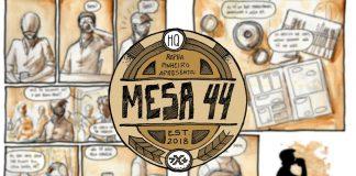Mesa 44 Rapha Pinheiro AVEC Editora