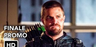 "Arrow ""You Have Saved This City"" 7x22 warner cw"