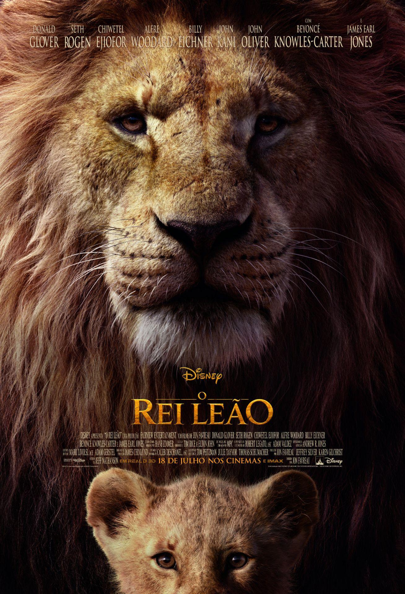 o rei leão poster final disney