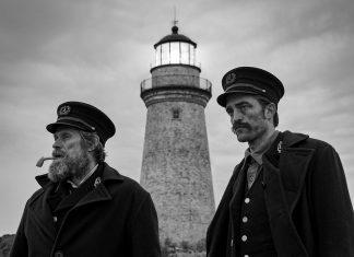 the lighthouse Robert Eggers robert pattinson willem dafoe