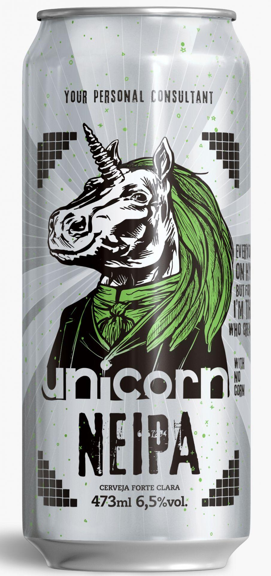 cerveja unicorn neipa