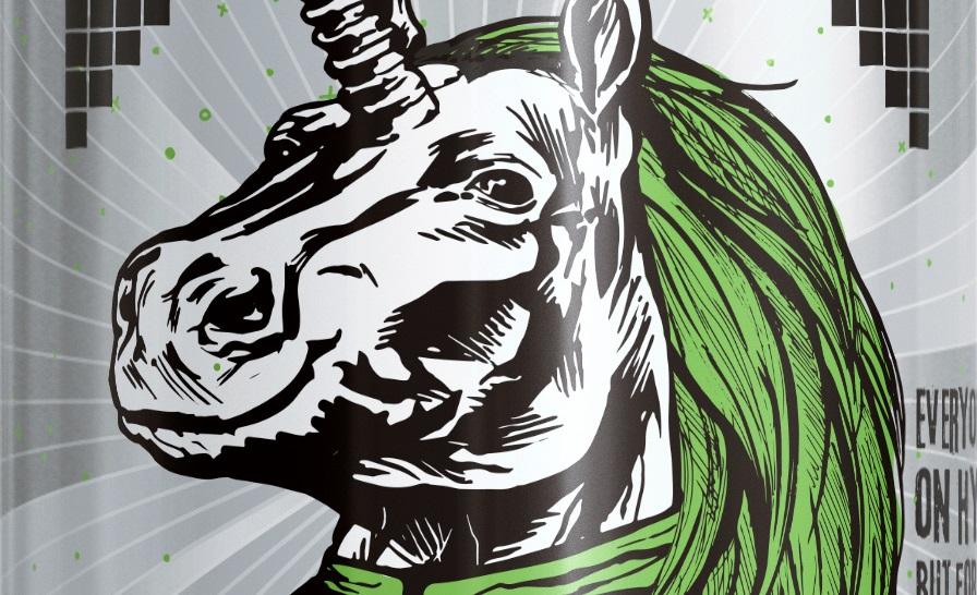 cerveja unicorn neipa startup brewing company