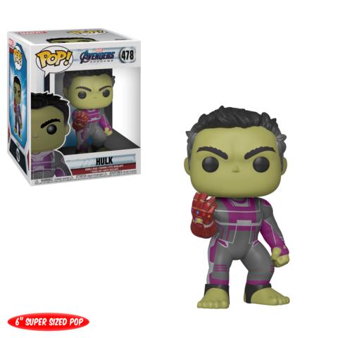 vingadores ultimato funko pop hulk