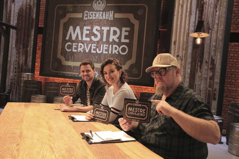 Eisenbahn Mestre Cervejeiro multishow globo