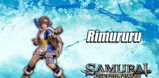 rimururu samurai shodown