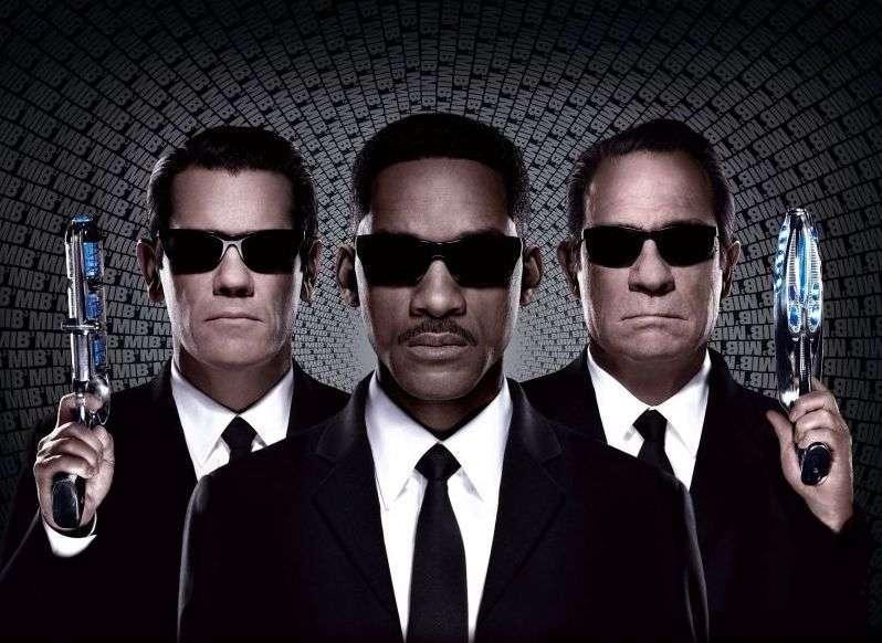 Mib Homens De Preto 3 Megapix Exibe Filme Com Will Smith