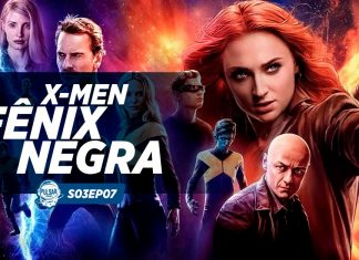 pulsar podcast x-men fênix negra fox marvel