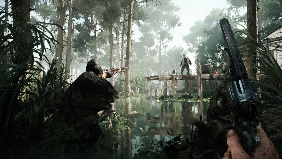 Crytek Hunt: Showdown