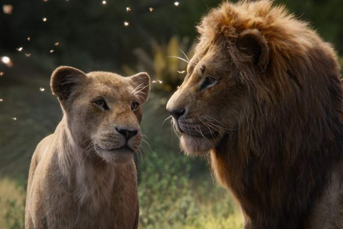 o rei leão disney