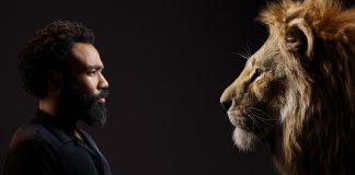 o rei leão donald glover disney