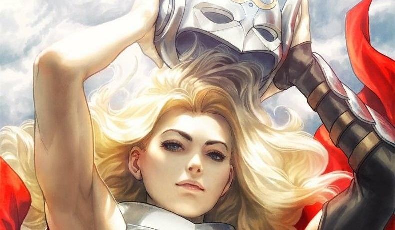 poderosa thor marvel