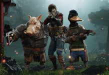 Epic Games Mutant Year Zero