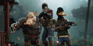 Epic Games Mutant Year Zero