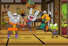 ninjin cartoon network
