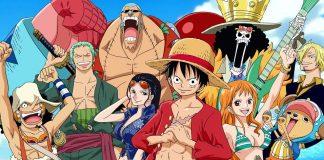 Eichiro Oda - One Piece