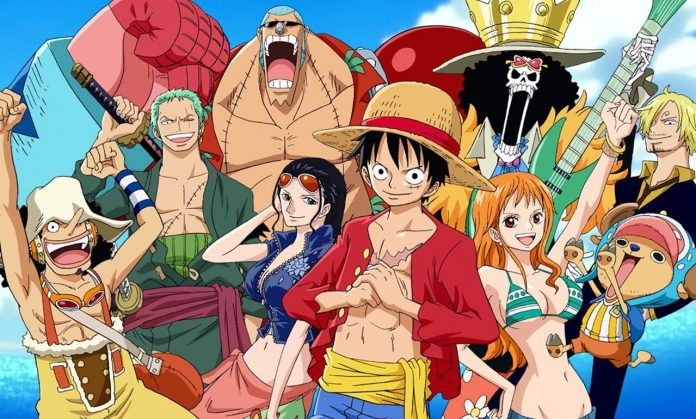Eichiro Oda - One Piece