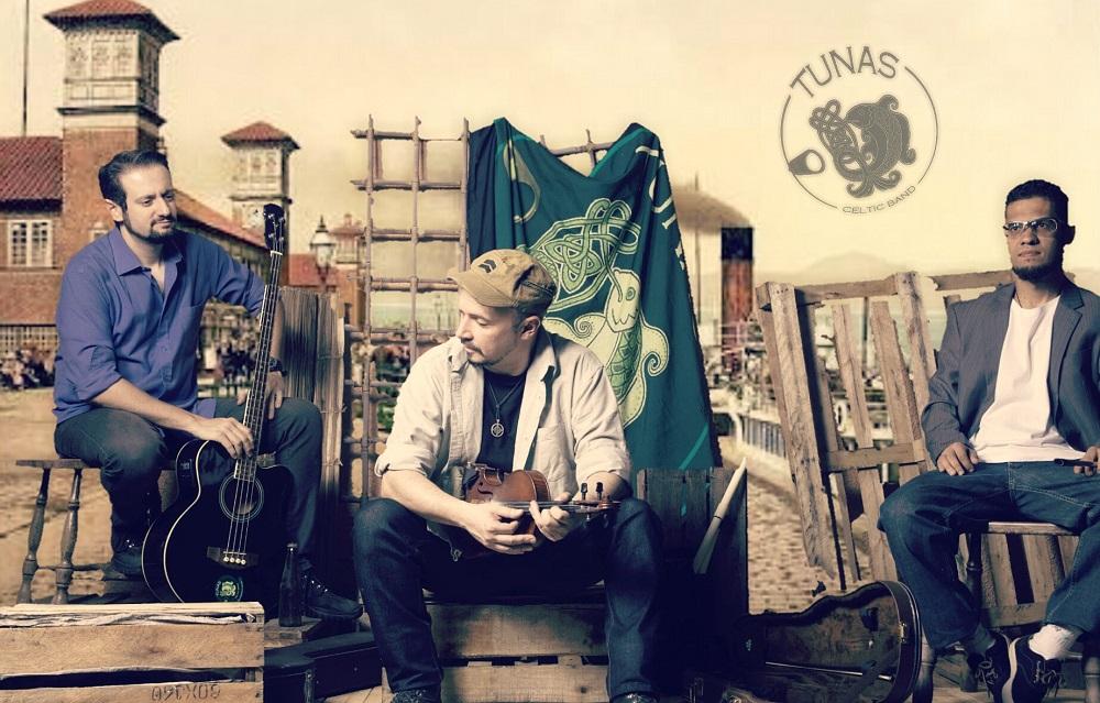 Tunas Celtic Band celta