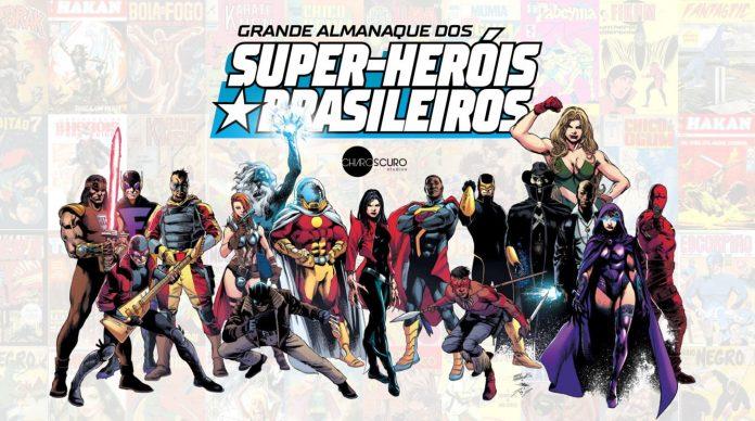 Chiaroscuro-Studios Grande-Almanaque-dos-Super-Heróis-Brasileiros