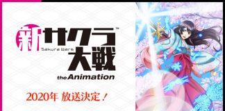 Sakura Wars The Animation chega em 2020