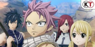 Fairy Tail da Koei Tecmo