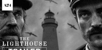 imagem do trailer de The Lighthouse