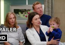 Grey's Anatomy | 16ª temporada