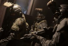 Call of Duty Modern Warfare.