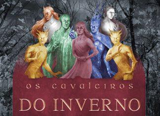 Os Cavaleiros do Inverno, da autora Cecília Reis