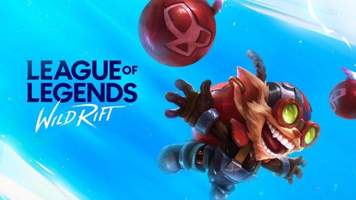 Wild Rift - League of Legends