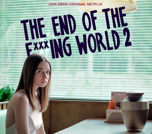 segunda temporada de The End of the F***ing World