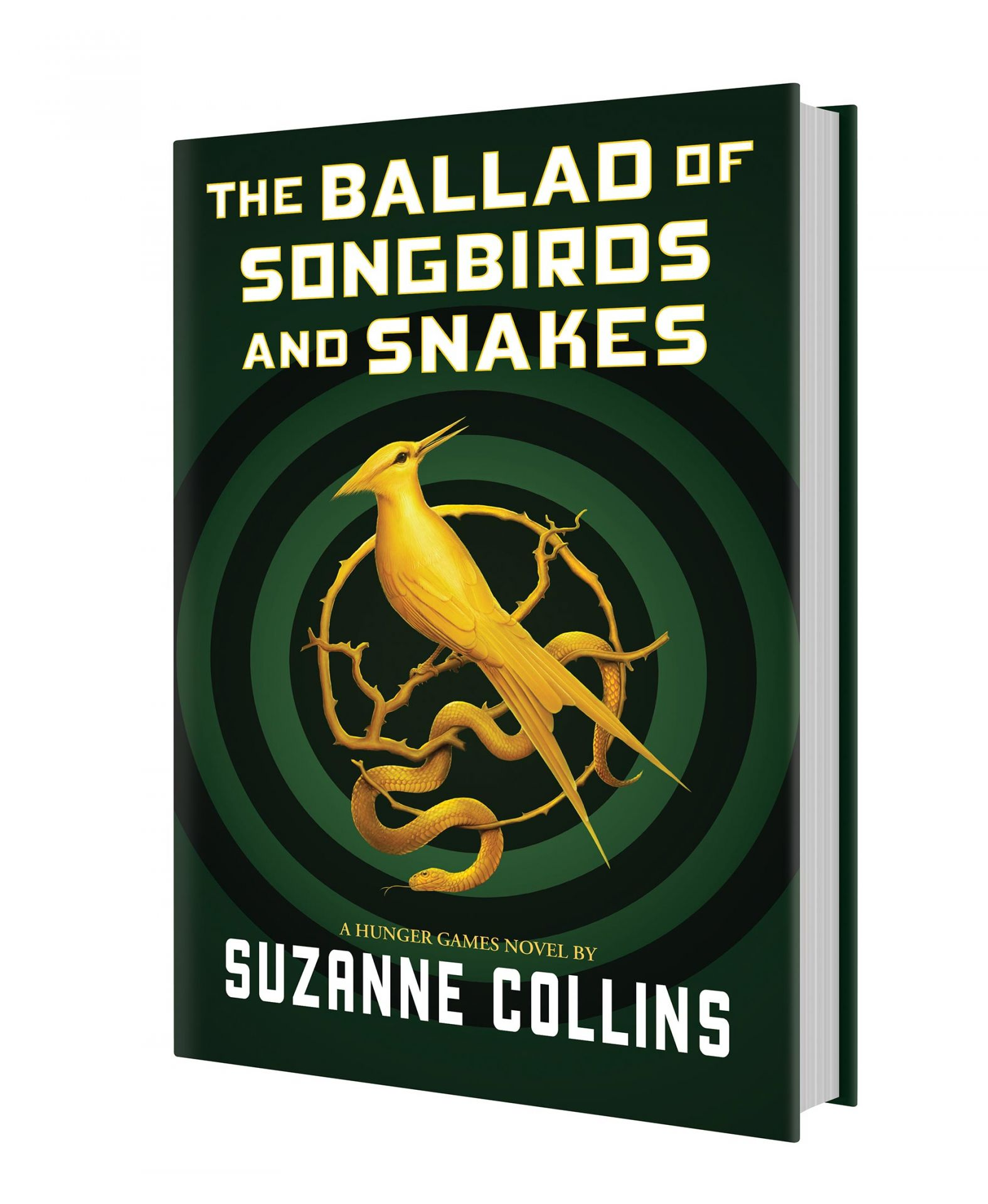 Jogos Vorazes - The Ballad of Songbirds and Snakes