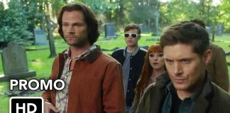 "Supernatural | Episódio 15x03 ""The Rupture"""