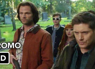 "Supernatural | Episódio 15x03 ""The Rupture"""
