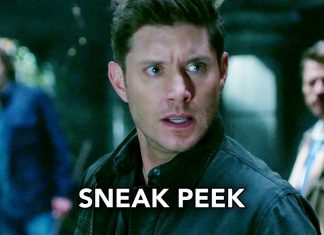 "Supernatural ""Back and to the Future"" 15x01 cw warner"
